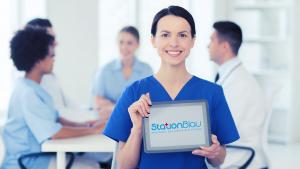 StationBlau – medizinisches Personal – Personaldienstleistungen